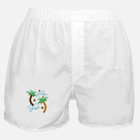 Perfect Pair Boxer Shorts