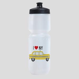 New York City Love Sports Bottle