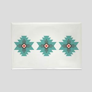 Southwest Native Border Magnets