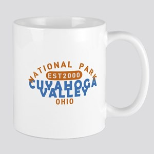 Cuyahoga Valley - Ohio Mugs