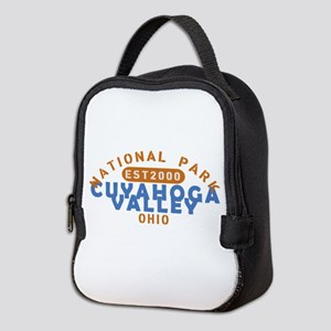 Cuyahoga Valley - Ohio Neoprene Lunch Bag