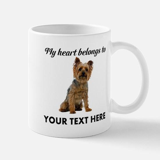 Silky Terrier Mug
