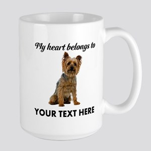 Silky Terrier Large Mug