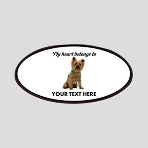 Silky Terrier Patch