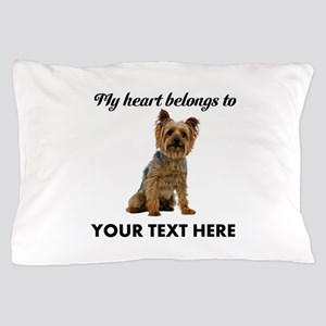 Silky Terrier Pillow Case
