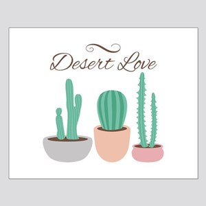 Potted Cactus Desert Plants Love Posters