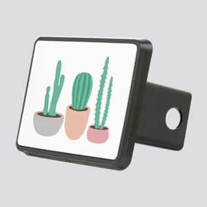 Potted Cactus Desert Plants Hitch Cover