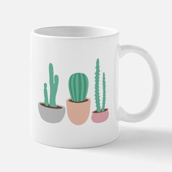 Potted Cactus Desert Plants Mugs