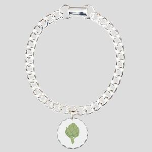 Artichoke Vegetable Bracelet