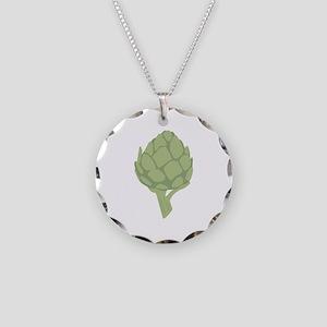 Artichoke Vegetable Necklace