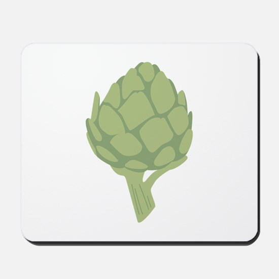 Artichoke Vegetable Mousepad