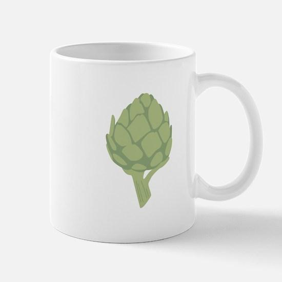 Artichoke Vegetable Mugs