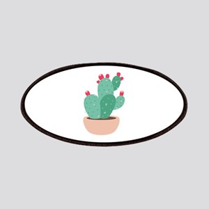 Prickly Pear Cactus Plant Patch
