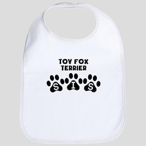 Toy Fox Terrier Sis Bib