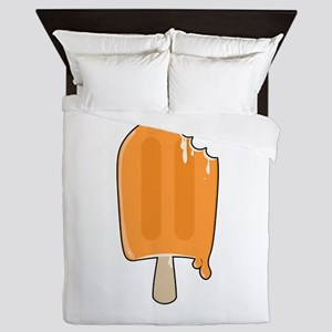 Creamsicle Queen Duvet