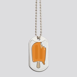 Creamsicle Dog Tags
