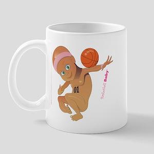 Basketball Baby Mug