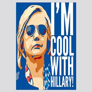 I'm cool with Hillary!