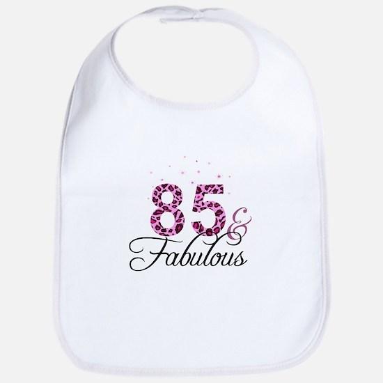85 and Fabulous Bib