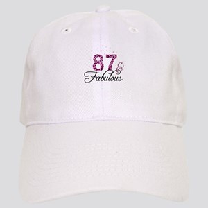 87 and Fabulous Cap