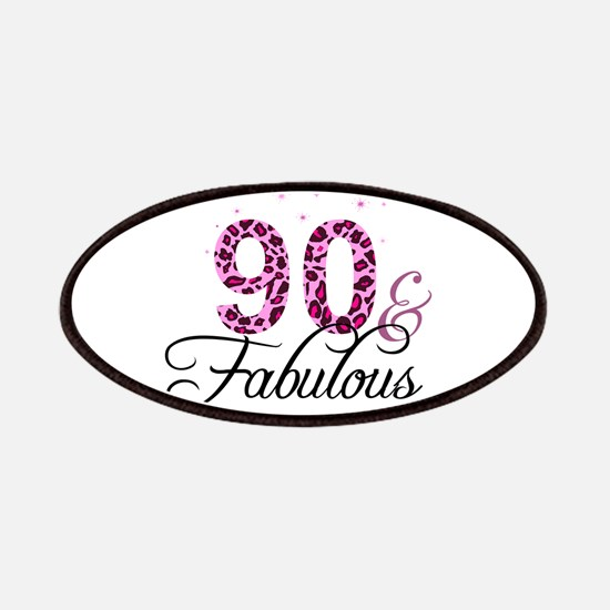 90 and Fabulous Patch