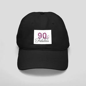 90 and Fabulous Baseball Cap
