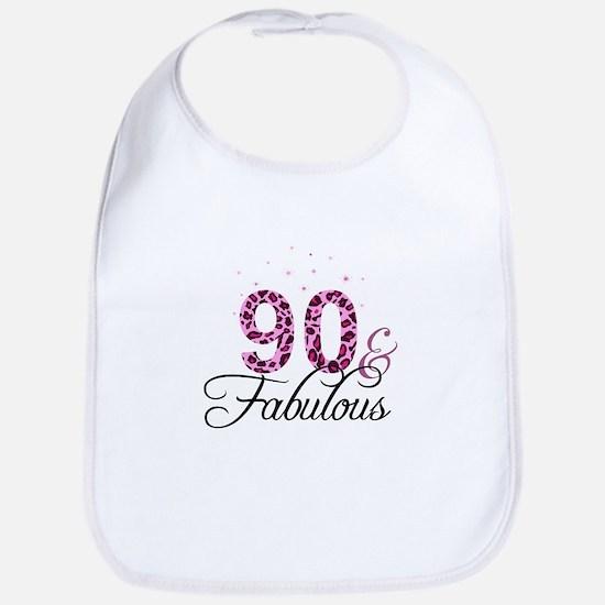 90 and Fabulous Bib