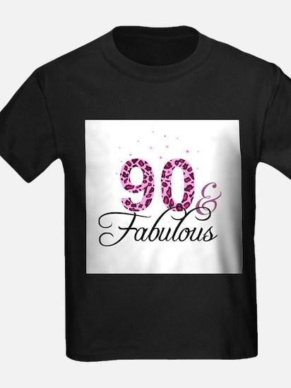 90 and Fabulous T-Shirt