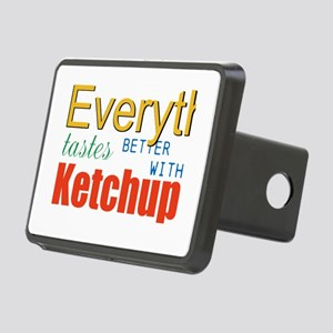 Better With Ketchup Hitch Cover