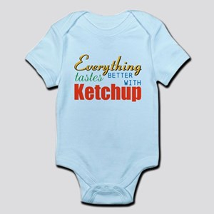 Better With Ketchup Body Suit