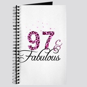 97 and Fabulous Journal