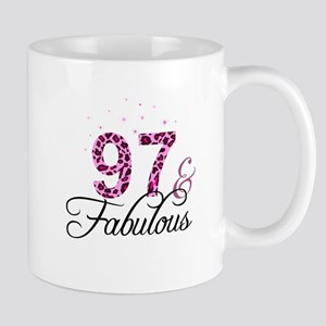 97 and Fabulous Mugs
