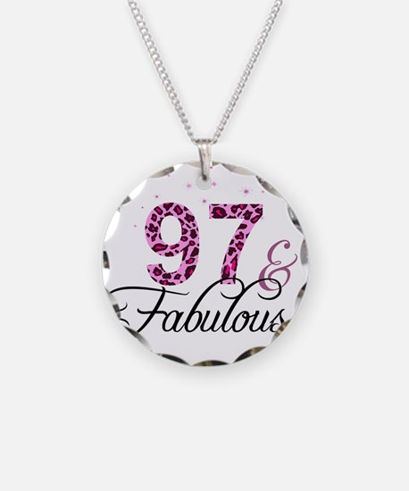 97 and Fabulous Necklace