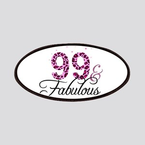 99 and Fabulous Patch