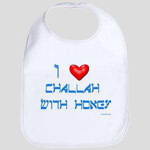 Rosh Hashanah Challah With Honey Bib