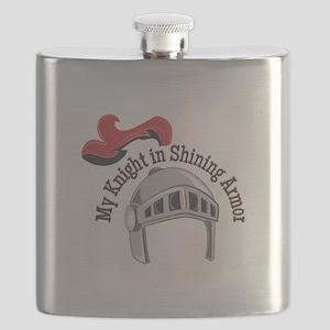 My Knight Flask