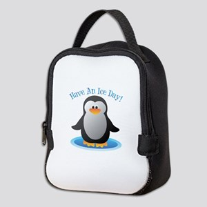 Have An Ice Day Neoprene Lunch Bag