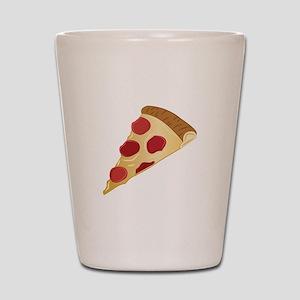 Pizza Slice Shot Glass