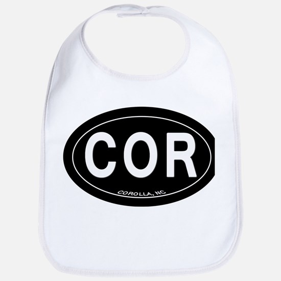 Corolla NC Oval COR Bib