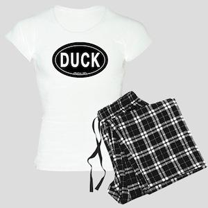 Duck NC Oval Pajamas