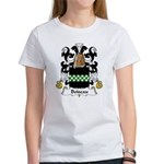 Boiseau Family Crest Women's T-Shirt