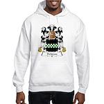 Boiseau Family Crest Hooded Sweatshirt