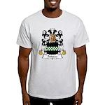 Boiseau Family Crest Light T-Shirt
