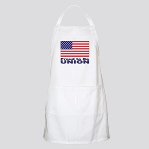 Proud to be Union BBQ Apron