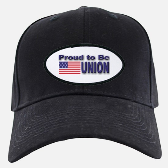 Proud to be Union Baseball Hat