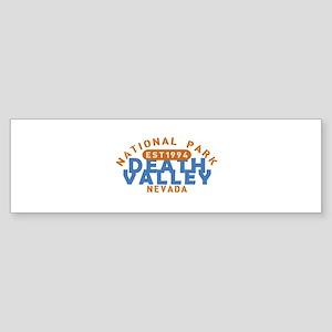 Death Valley - California, Nevada Bumper Sticker