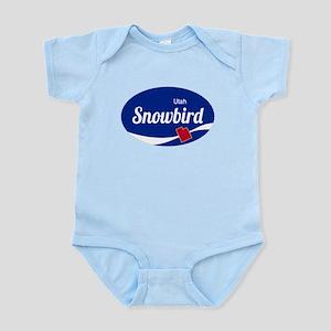 Snowbird Ski Resort Utah oval Body Suit
