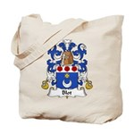 Blot Family Crest Tote Bag