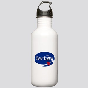 Deer Valley Ski Resort Stainless Water Bottle 1.0L