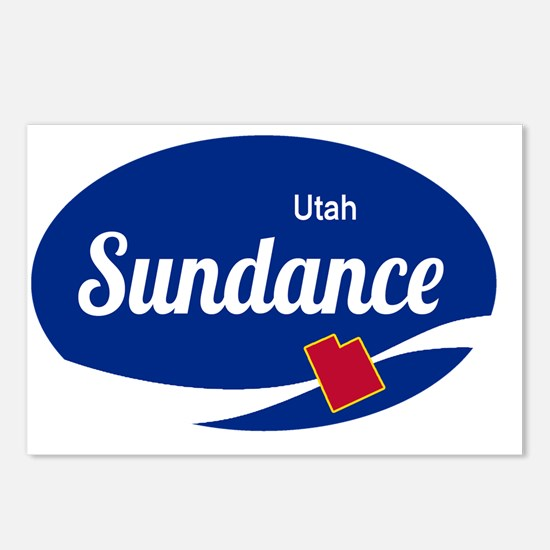 Sundance Ski Resort Utah Postcards (Package of 8)
